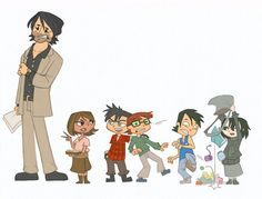 Two characters in one timeline. This isn't a TD timeline, but a KND timeline, because i love that cartoon: it is one of the few cartoons that never disappointed me, and I like every single characte...