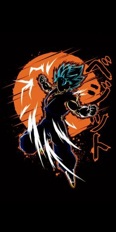 Vegito Super Saiyan Blue, Dragon Ball Super - Clara Wish Dragon Ball Gt, Blue Dragon, Goku Wallpaper, Dragonball Wallpaper, Black Wallpaper, Super Anime, Animes Wallpapers, Anime Art, Otaku Anime