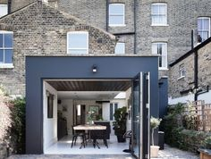 Going to the Dark Side with Mad About the House in London - Remodelista