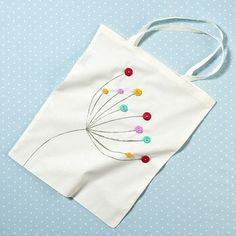 Dandelion Tote Bag | Craft Ideas & Inspirational Projects | Hobbycraft