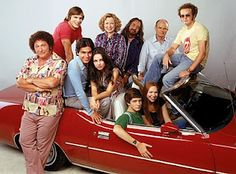 That 70s Show is so much funnier to me as an adult.