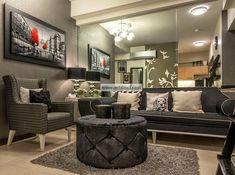 Take a peek at DMCI Homes large unit cuts. Here are fabulous ideas and designs for your DMCI units. It feels Condo Interior Design, Condo Design, Cedar Crest, Small Condo, Tivoli Gardens, House Property, Real Estate Broker, Brixton, Studio Apartment