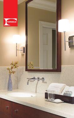 Haz que tu baño luzca excepcional. #Belleza #Baños