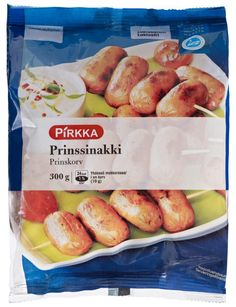 Pirkka prinssinakki on kuoreton ja maukas pikku-nakki. Se maistuu sekä kylmänä että kuumennettuna. Se soveltuu aamupalaksi tai keittojen ja kastikkeiden raaka-aineeksi.