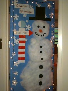 Christmas Door Decorating Contest Winners - Bing images