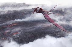 The Sci-Fi & Fantasy Art of Thu Berchs | Digital Artist