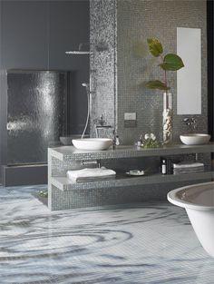 Ambiente General - Proyecto baño Hotel de agua.