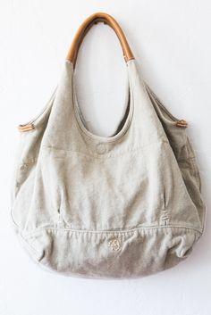 49 square miles flax tote bag – Lost & Found.