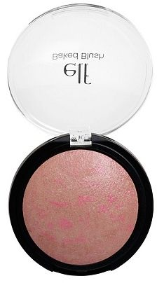 e.l.f. Baked Blush in Passion Pink