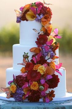 Do you love butterflies?  Incorporate them into your wedding design.  Dream Wedding and Event Planners will make your wedding vision a reality at www.dreamweddingplanners.com