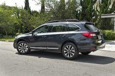 Subaru Outback Recebe Prêmio Nos Estados Unidos