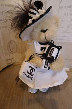 Chanel by Shaz Bears