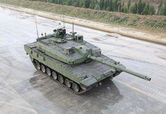 Turkish Main Battle Tank ALTAY.
