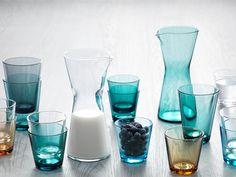Kartio 40 cl glasses by Iittala