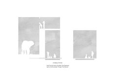 Concept Diagram for Knowsley safari park elephant house project.