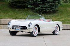 1953 Chevrolet Corvette Roadster