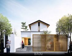 25 Ideas Wood House Exterior Dream Homes Facades Asian Architecture, Minimalist Architecture, Classical Architecture, Architecture Design, House In Nature, House In The Woods, My House, Wood House Design, My Home Design
