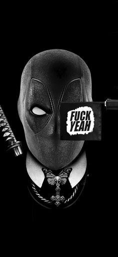 Deadpool Dark Wallpaper HD Download for iPhone 12 | Traxzee
