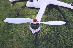 Novedad: Review del Flying 3D X8, un quadcoptero de grandes alturas