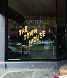 Town Mouse - Town Mouse is a modern bistro serving up incredible fare.