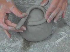 WBinger How to Build a Pinch Pot b