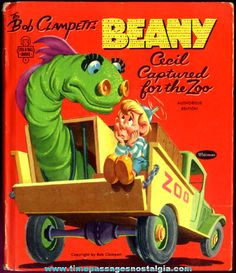 Beany and Cecil...1954