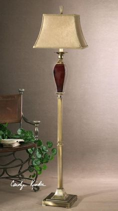 RORY FLOOR LAMP : CQRL   Annapolis Lighting