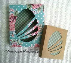 Caixa Visor Ovo de Páscoa - Freebie by Silhouette Criatividade. Gostou e quer baixar? Se cadastre em nosso site!