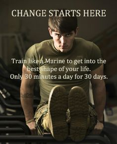 Marine Boot Camp Program