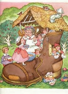 Image result for Mouse in a Shoe Nursery Rhyme