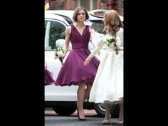 Keira Knightley Makes A Beautiful Bridesmaid At Brother's Wedding