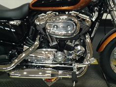 2016 Harley-Davidson 1200 Custom XL1200C Sportster