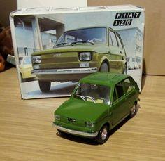 Polistil Fiat 126 boxed | eBay