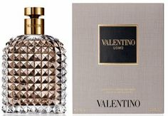 Valentino Uomo packaging