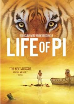 Life of pi on pinterest life of pi 2012 ang lee and movies for Life of pi patel