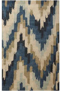 Torino Area Rug - Hand-tufted Rugs - Wool Blend Rugs - Blended Rugs - Modern Rugs | HomeDecorators.com