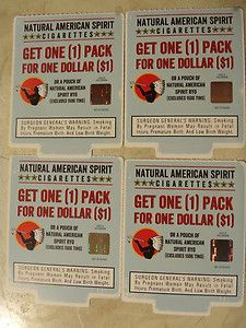 Free american spirit coupons
