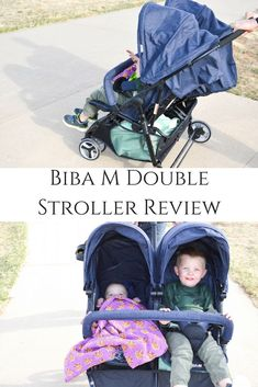 A review of the double stroller by Biba M! #stroller #doublestroller #parenting #babiesandtoddlers #siblings Double Stroller Reviews, Double Strollers, Baby Strollers, Parenting Advice, Kids And Parenting, Eyebrow Makeup Products, Boredom Busters, New Parents