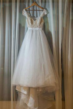 Vestido e Véu: Terezinha Pedruzzi