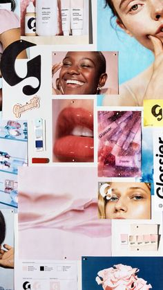 Wallpapers for your phone   Glossier