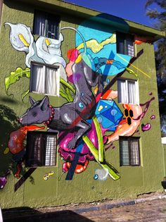 Statement Clutch - Rubino Urban Graffiti by Tony Rubino Tony Rubino JKfMfHa