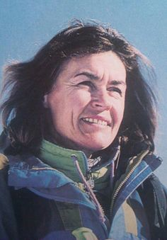 Wanda Rutkiewicz, (1943-1992)Polish Mountaineer. She was the first European woman to climb Everest and the first women to climb K2.She disappeared whilst climbing kangchenjunga in Nepal, her body has never been discovered.