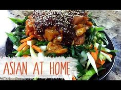 Chicken Recipe : Korean Spicy BBQ Chicken Recipe (Dak Galbi Recipe) : Ko...