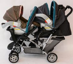 Graco DuoGlider Car Seat  Review: http://bestqualitystrollers.com/graco-duoglider-click-connect-stroller-review/