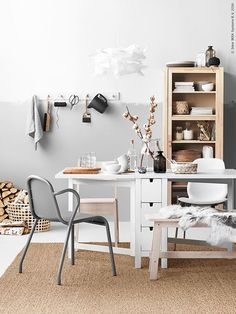 Foodie/stylist home