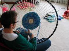 plastic bag weaving - Google Search