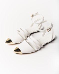 Street Smarts - Jenni Kayne strap sandals