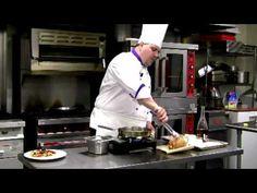 Mediterranean Vegetables & Chicken Francese—Culinary Arts at MSU
