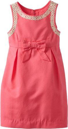 Lilly Pulitzer Girls  Mini Evie Dress: