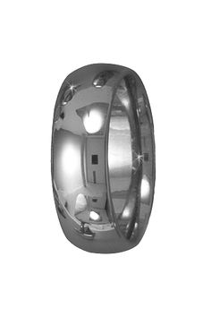 Amazon.com : Comfort Fit Tungsten Carbide 8mm Wedding Band, Men's or Women's, Size 11 : Everything Else